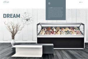 vitrine za sladoled